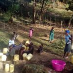 The Water Project: Muyere Secondary School -  Current Water Source