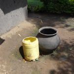 The Water Project: Elukuto Community -  Water Containers
