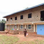 The Water Project: Mbuuni Secondary School -  Dormitory