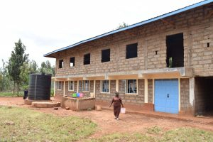 The Water Project:  Dormitory