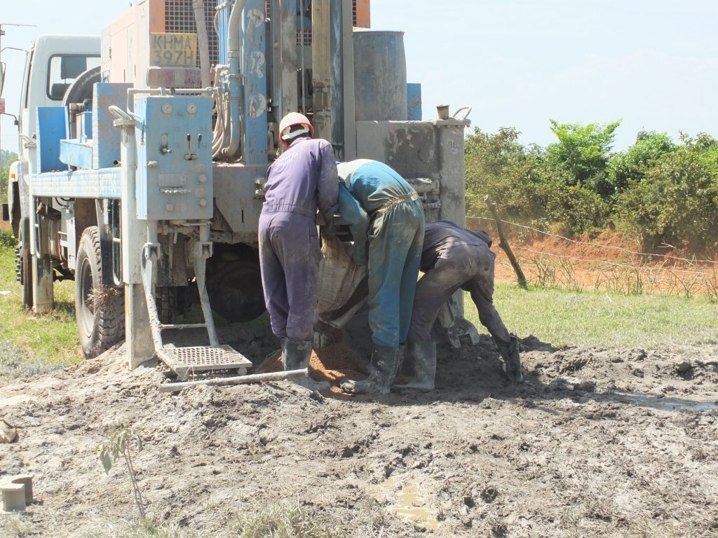 The Water Project : 6-kenya4874-drilling