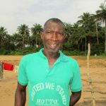 The Water Project: Sanya Community -  Adikalie Kamara