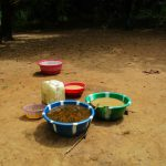 The Water Project: Kolia Community -  Water Containers