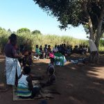 The Water Project: Rubani-Kyawalayi Community -  Vsla Meeting