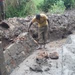 The Water Project: Ejinga-Ayikoru Community -  Construction