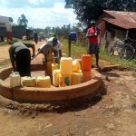 The Water Project: Bushili Secondary School -  Market Borehole