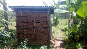 The Water Project:  Latrine