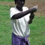The Water Project: Ulagai Community -  Millicent Onyiego