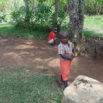 The Water Project: Elukuto Community, Isa Spring -  Children Playing
