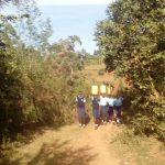 The Water Project: Muyere Secondary School -  Carrying Water