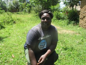 The Water Project:  Jackline Mulefu
