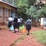 The Water Project: Kaani Lions Secondary School -  Unreliable Piped Water