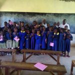 The Water Project: Iyenga Primary School -  Group Picture