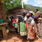 The Water Project: Kyumbe Community -  Hand Washing Training