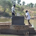 The Water Project: Katunguli Community A -  Clean Water