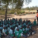 The Water Project: Ilinge Primary School -  Training