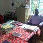 The Water Project: Shanjero Secondary School -  School Principal