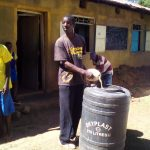 The Water Project: Chebunaywa Primary School -  Storing Water