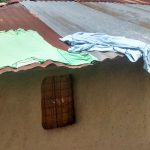 The Water Project: Elukani Community -  Clothes Drying