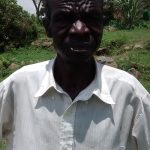 The Water Project: Shiru Community, Sammy Alumola Spring -  Mr Sammy Alumola