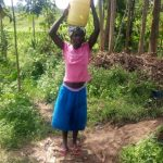 The Water Project: Musango Community D -  Carrying Water