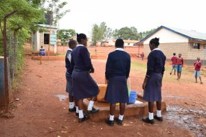 The Water Project:  Community Borehole