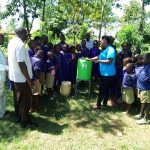 The Water Project: Iyenga Primary School -  Hand Washing