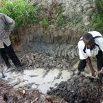 The Water Project: Luyeshe Community -  Excavation