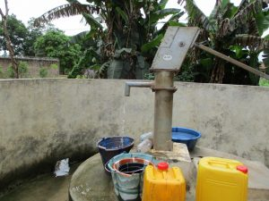 The Water Project:  Seasonal Well