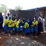 The Water Project: Munyanda Primary School -  Training Participants