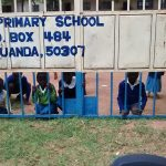 The Water Project: Rabuor Primary School -  School Gate