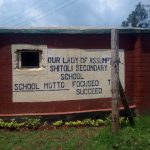 The Water Project: Shitoli Secondary School -  School Entrance