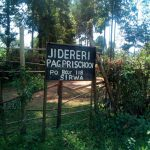 The Water Project: Jidereri Primary School -  School Sign