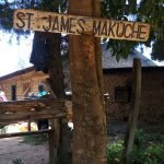The Water Project: Makuchi Primary School -  School Sign