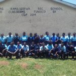 The Water Project: Kamuluguywa Secondary School -  Students
