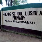 The Water Project: Lusiola Primary School -  School Gate