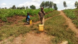 The Water Project:  On The Way To Fetch Water