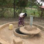 The Water Project: Kitali Community -  Current Water Source