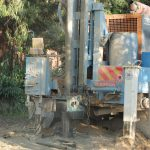 The Water Project: Eshitowa Community -  Drill Rig