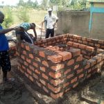 The Water Project: Mutsuma Secondary School -  Latrine Construction