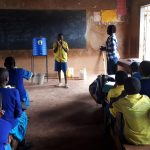 The Water Project: Munyanda Primary School -  Oral Hygiene Training