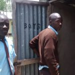 The Water Project: Lihanda Secondary School -  Latrines