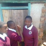 The Water Project: Imusutsu High School -  Latrines