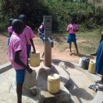 The Water Project: Kapsotik Primary School -  Seasonal Well In Community