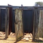 The Water Project: Makuchi Primary School -  Latrines