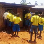 The Water Project: Eshilibo Primary School -  Latrines