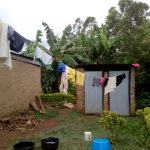 The Water Project: Muraka Community A -  Latrine