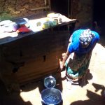 The Water Project: Lwangele Community -  Mrs Musera