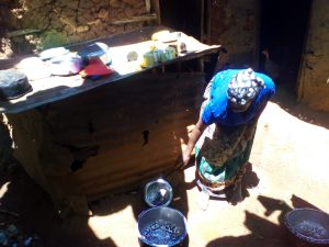The Water Project:  Mrs Musera
