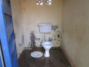 The Water Project:  Toilet